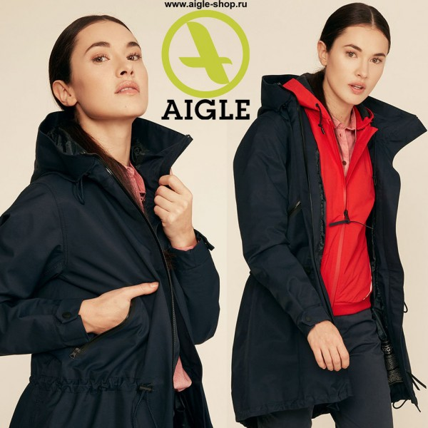 Куртка AIGLE Brokfielder New